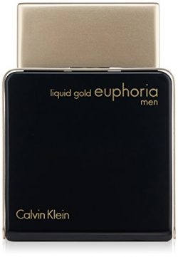 Calvin Klein Euphoria for Men Liquid Gold Eau De Parfum, 3.4 fl. oz.