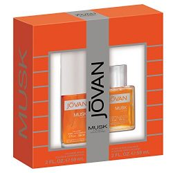Jovan Musk Perfume Set for Men