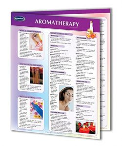 Aromatherapy Guide – Essential Oils Holistic Quick Reference Guide by Permacharts