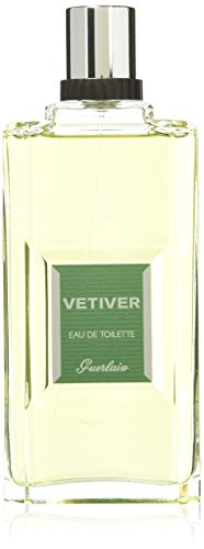 Vetiver Guerlain by Guerlain for Men Eau De Toilette Spray, 6.7 Fluid Ounce