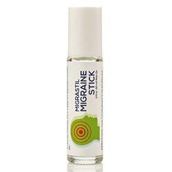 Migrastil Migraine Headache Stick Roll-on Relief, Essential Oil Aromatherapy 10ml