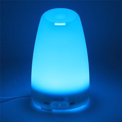 Essential Oil Diffuser,XPLUS Aroma Diffuser Aromatherapy Ultrasonic Cool Mist Humidifier with Co ...
