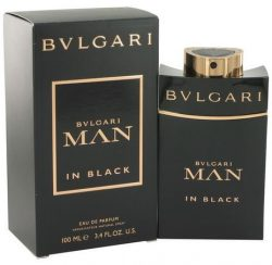 Bvlgari Man in Black Eau De Parfum Spray for Men 3.4 Oz/100 ml