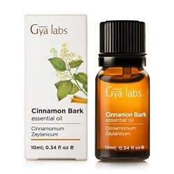 Cinnamon Bark (Madagascar) – 100% Pure, Undiluted, Organic, Natural & Therapeutic Grad ...