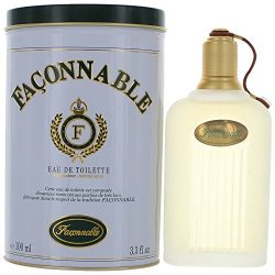 Faconnable By Faconnable For Men. Eau De Toilette Spray 3.3 oz (Packaging May Vary)