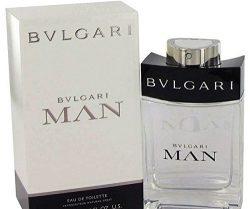 Bvlgari Man Eau de Toilette Spray for Men, 5 Ounce