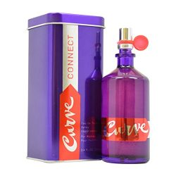 Curve Connect by Liz Claiborne for Women, Eau De Toilette Spray, 3.4 Ounce