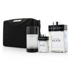 Bvlgari Man Coffret: Eau de Toilette Spray, 100Ml