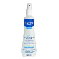 Mustela Skin Freshener, to Freshen Skin and Style Hair, for Baby, with Natural Avocado Perseose, ...