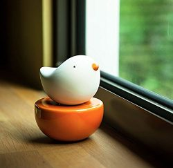 Easy_company Ceramic fragrance diffuser for aromatherapy and decorate your place.Baby bird(Orang ...