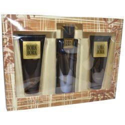 Bora Bora By Liz Claiborne For Men. Gift Set (Cologne Spray 3.4 Oz + Hair & Body Wash 3.4 Oz ...