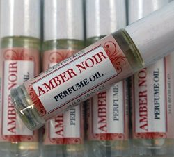 Amber Perfume Oil, Roll-on – Amber Noir