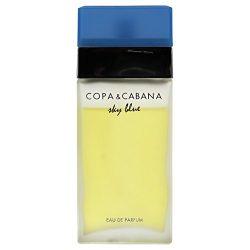 Copa & Cabana Sky Blue Women Eau De Parfum Spray, 3.4 Ounce