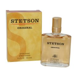 Stetson By Coty For Men. Aftershave 3.5 Oz.