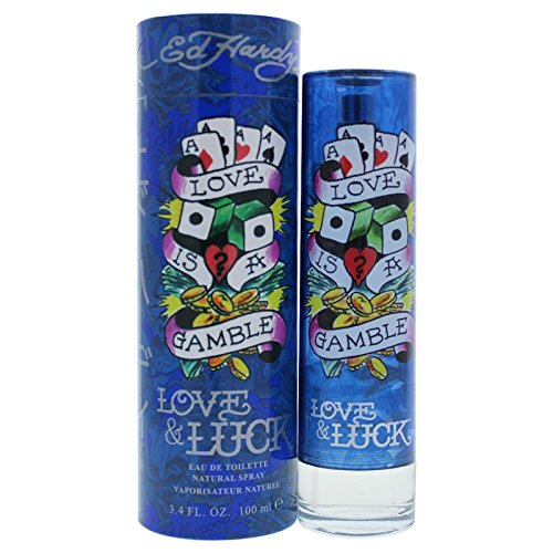 Ed Hardy Love Luck For Men 3 4 Oz 100 Ml Edt Spray