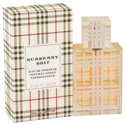 Burbȅrry Brȉt Perfumé For Women 1 oz Eau De Toilette Spray + a FREE Body Lotion For Women