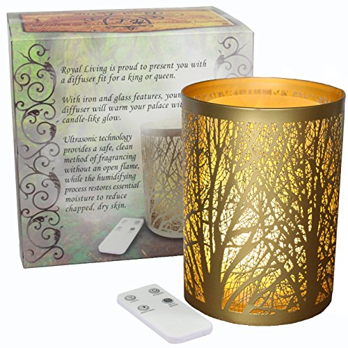 Royal Living Enchanted Forest Essential Oil Diffuser