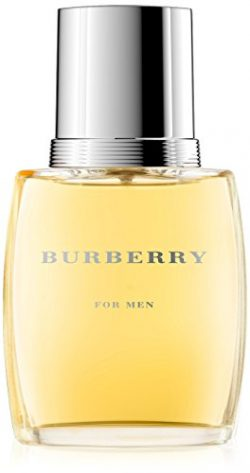 Burberry Men's Classic Eau de Toilette Spray, 1 fl. oz.