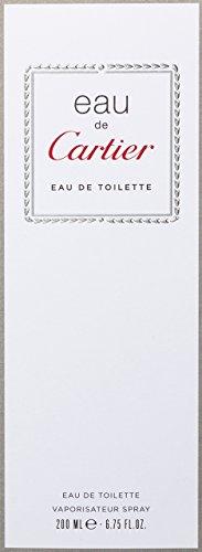 Eau de Cartier – Eau de Toilette Vaporisateur – 200 ml
