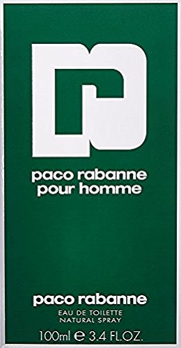 PACO RABANNE By Paco Rabanne For Men EAU DE TOILETTE SPRAY 3.4 OZ