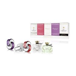 Bvlgari Collection Eau de Parfum Spray 5 Piece Gift Set for Women