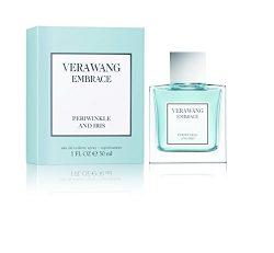 Vera Wang Embrace Eau de Toilette Periwinkle and Iris Scent 1 Fluid Oz. Women's Cologne Pa ...