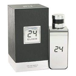 ScentStory 24 Platinum Elixir By Scentstory For Men Eau De Parfum Spray 3.4 oz