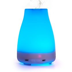 wild camel Aromatherapy Essential Oil Diffuser Portable Ultrasonic Diffusers 120ml Waterless Aut ...