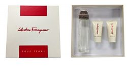Salvatore Ferragamo Set for Women, 3.4 Fluid Ounce
