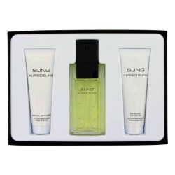 Alfred SUNG by Alfred Sung for Women. Gift Set – 3.4 oz Eau De Toilette Spray + 2.5 oz Bod ...