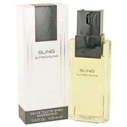 Alfred Sung Perfume By Alfred Sung 3.4 oz Eau De Toilette Spray For Women – 100% AUTHENTIC