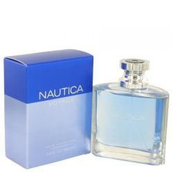 Nautica Voyage by Nautica Eau De Toilette Spray 3.4 oz for Men – 100% Authentic