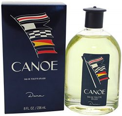 Canoe By Dana For Men. Eau De Toilette 8.0 Oz.