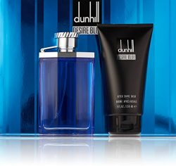 Alfred Dunhill Desire Blue 2 Piece Gift Set for Men