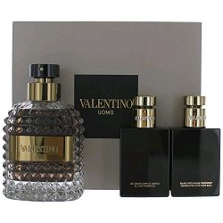 Valentino Uomo Fragrance Set for Men