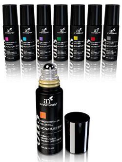 ArtNaturals Essential Oils Rollerball Blends – (8 x .33 Fl Oz / 10ml Roller Bottles) ̵ ...