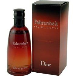 Christian Dior Fahrenheit Eau de Toilette Spray for Men, 3.4 Ounce