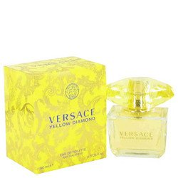 Versace Yellow Diamond By Versace Eau De Toilette Spray 1 Oz Women