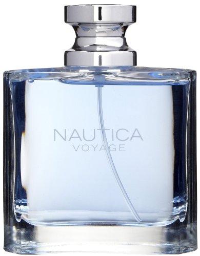 NAUTICA VOYAGE For Men By NAUTICA. Eau De Toilette Spray 3.4-Ounce