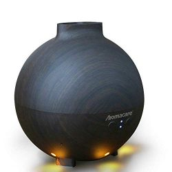 Aromacare Large Essential Oil Diffuser for Aromatherapy 600ml, Aroma Cool Mist Humidifier Globe- ...
