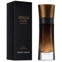 Giorgio Armani Code Profumo Parfum Spray for Men, 2.0 Ounce