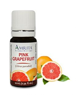 Grapefruit, Pink Essential Oil – Citrus paradisi – 100% Pure Undiluted & Therape ...