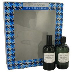 Grey Flannel By Geoffrey Beene For Men. Gift Set (eau De Toilette Spray 4.0 Oz+ Aftershave 4.0 Oz)
